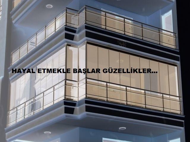 zmir cam balkon fiyatı