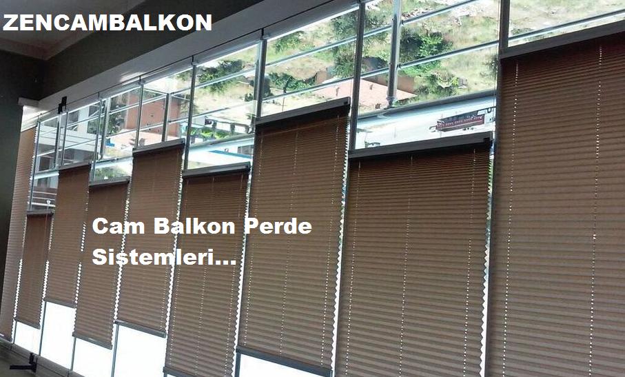 izmir cam balkon perde fiyatları