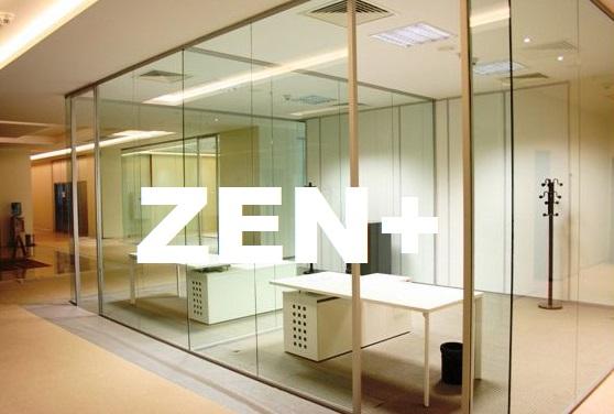 bayraklı cam cama bölme ofis modelleri