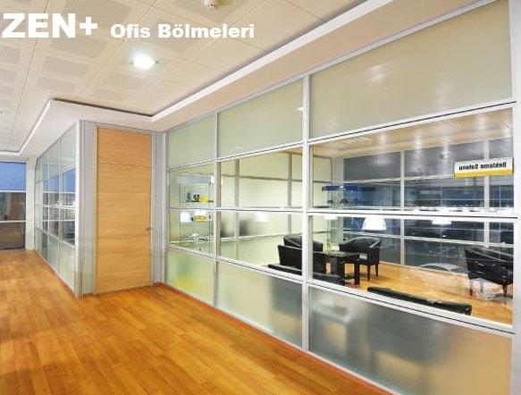 izmir cam ofis bölme sistemleri