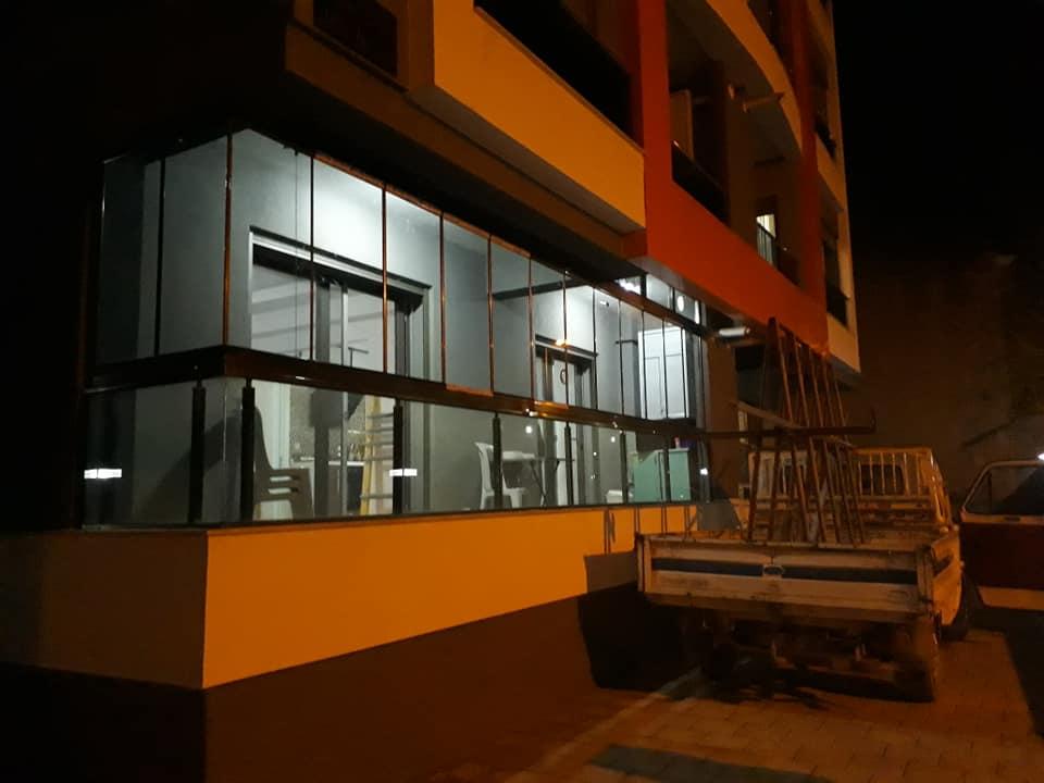 Cam balkon Manisa
