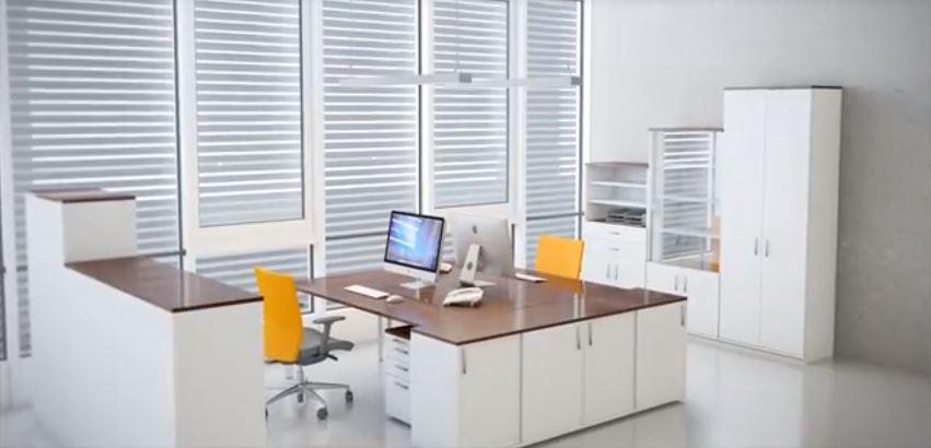 modern ve küçük ofisler