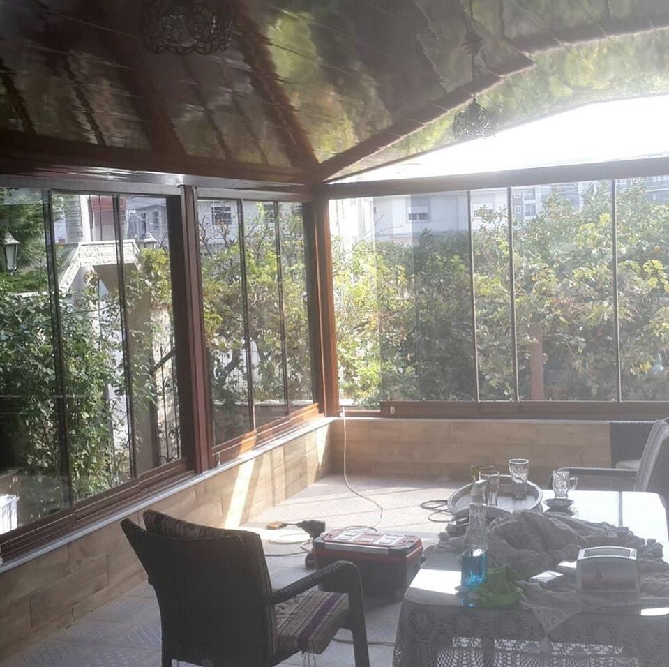 cam balkon İzmir