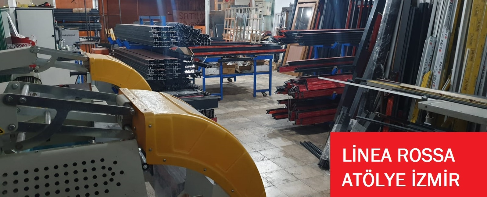 linea rossa üretici bayii İzmir