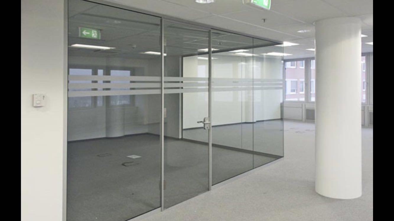 ofis içi cam bölme