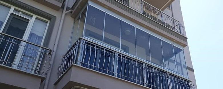 Cam balkon İzmir renkleri