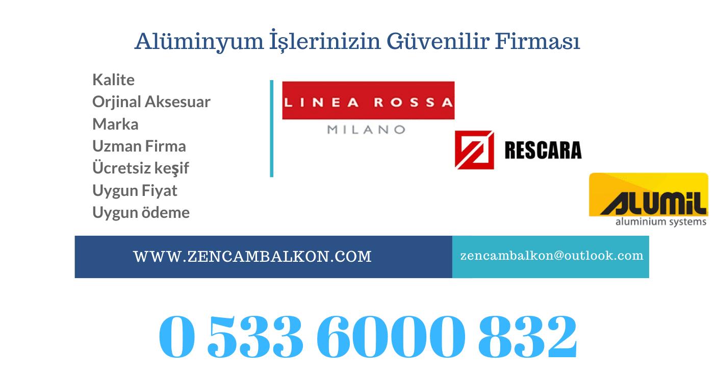 Lina Rossa pencere İzmir
