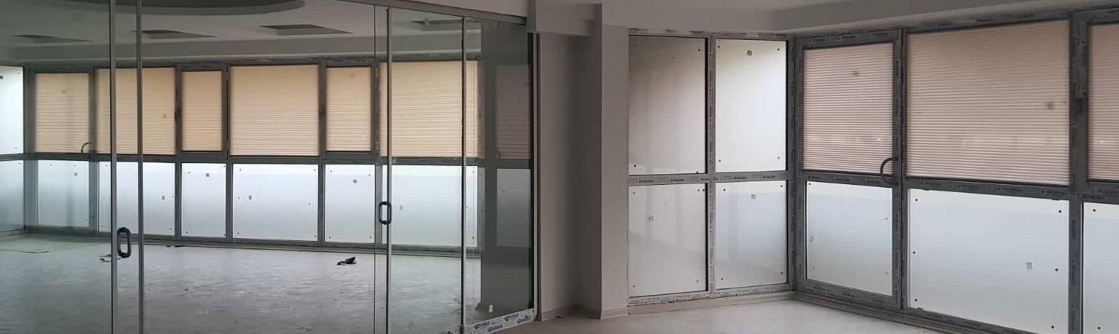 İzmir camlama ofis bölme