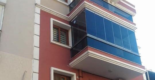 İzmir gold seri camlama
