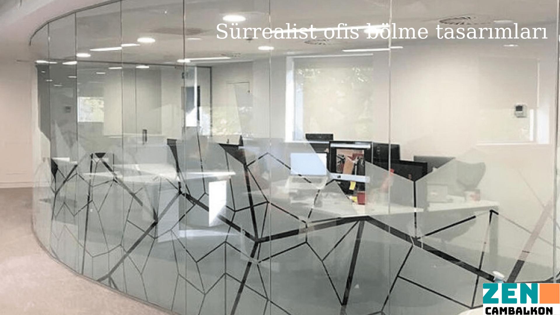 Ofis bölme için aykırı fikirler