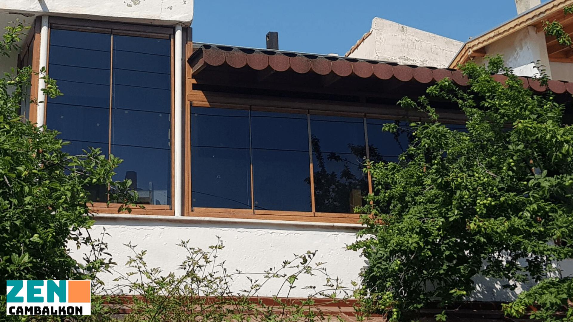 balkon camlama su alırmı İzmir
