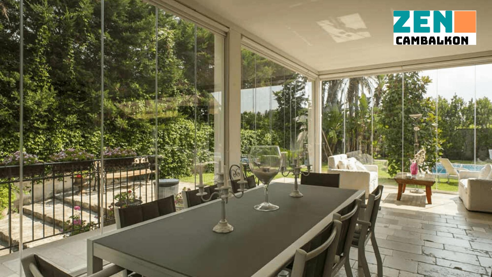 Cam balkon İzmir firmaları