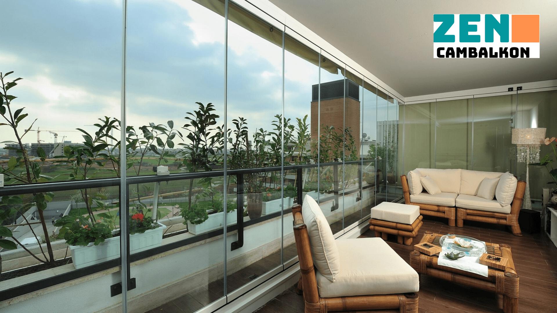 Cam balkon seçenekleri İzmir