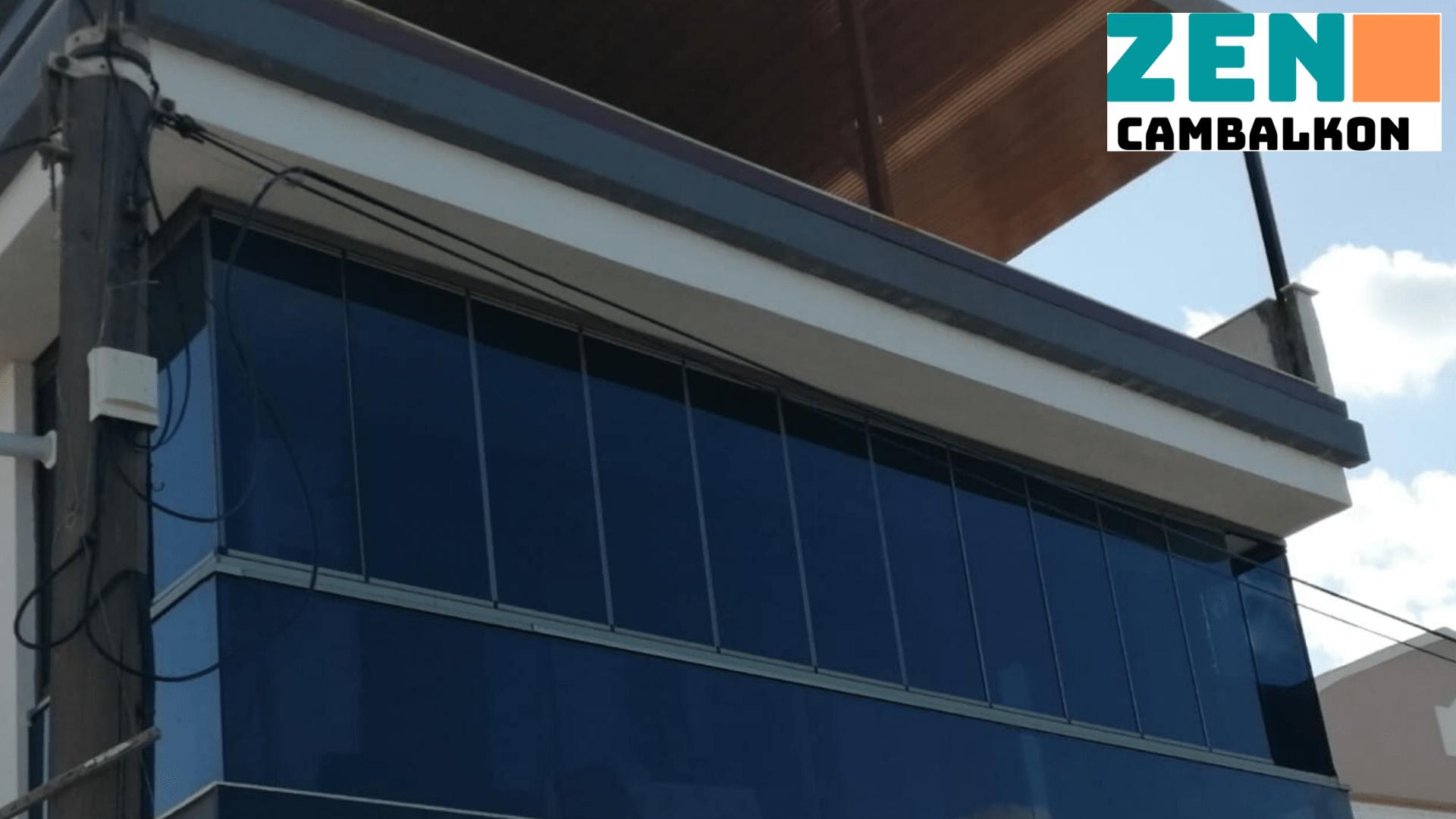 Cam balkon sistemleri İzmir