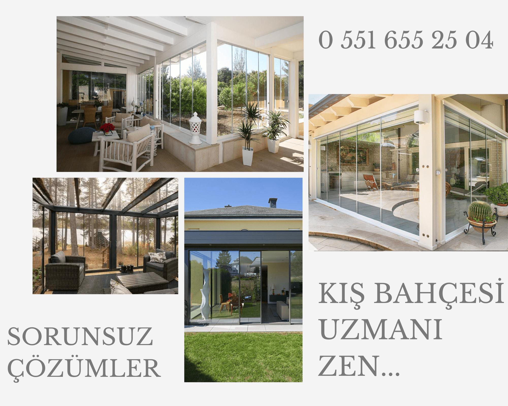 Camlama sistemleri İzmir
