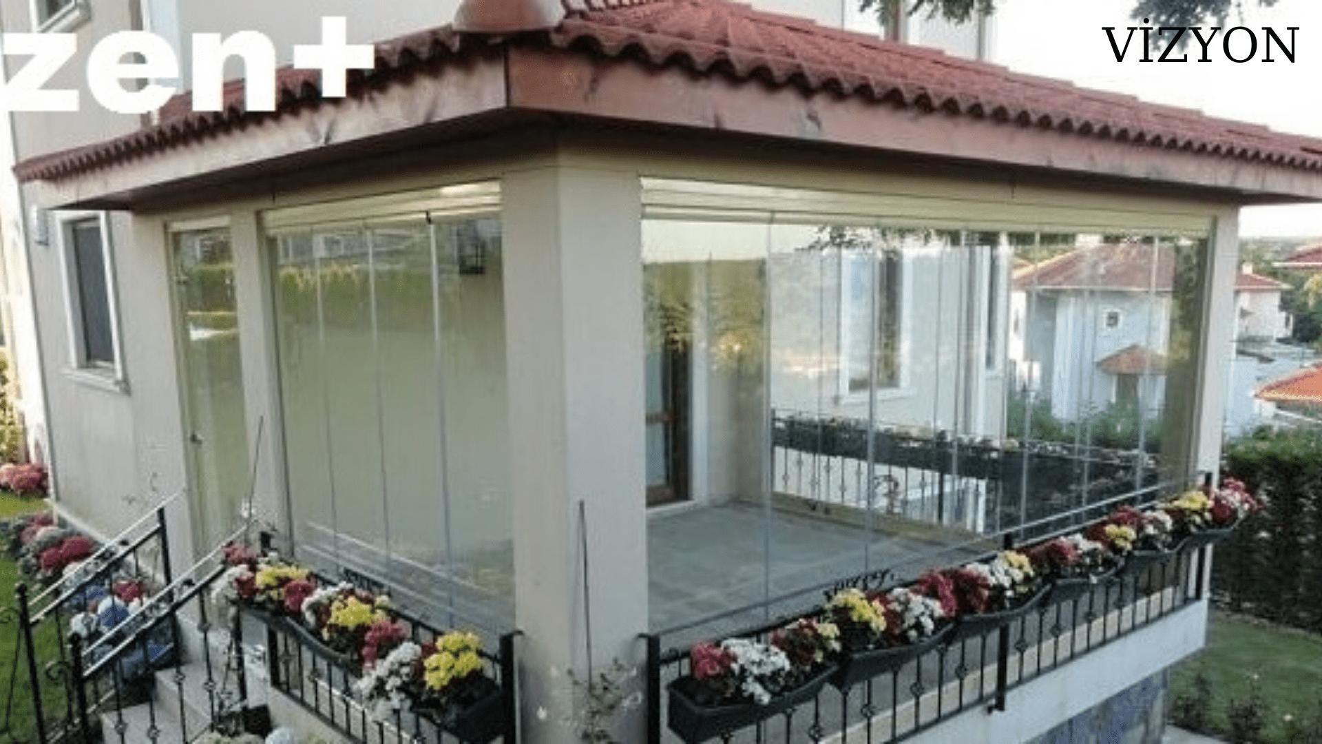 Vizyon cam balkon sistemleri