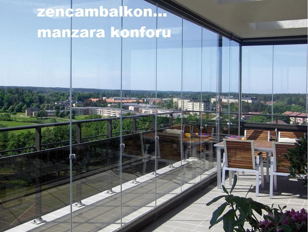 cam balkon su sorunları