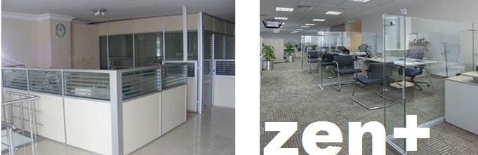 ofis bölme seperatör izmir firmaları