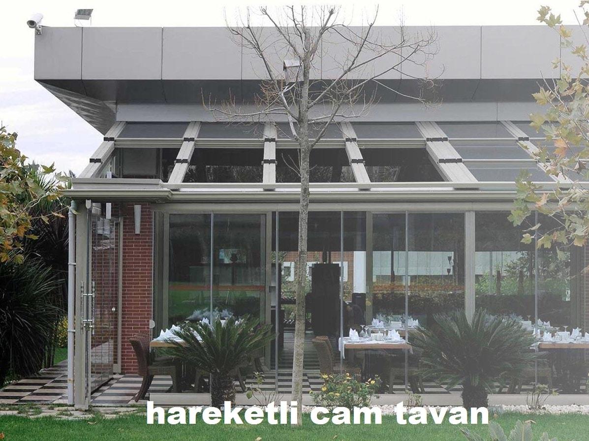 urla kış bahçesi tek eğim çatı