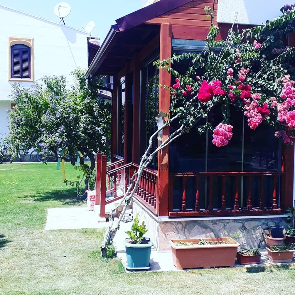 cam balkon İzmir üretici