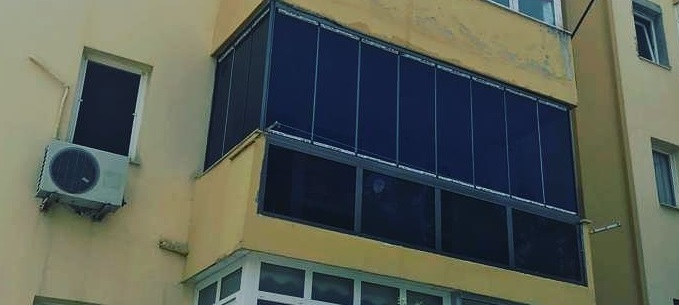 cam balkon izmir