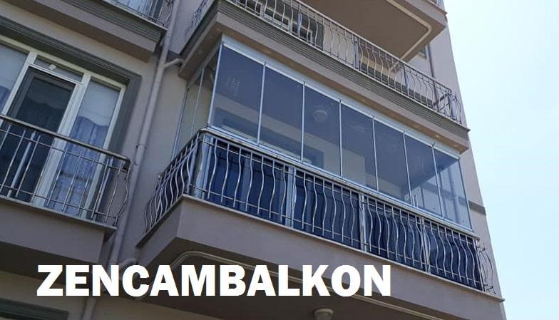 cam balkon İzmir cam renk tonları