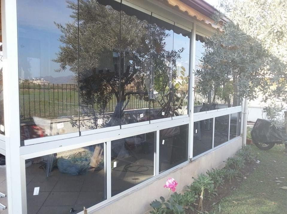 balkon camlama katlanır İzmir