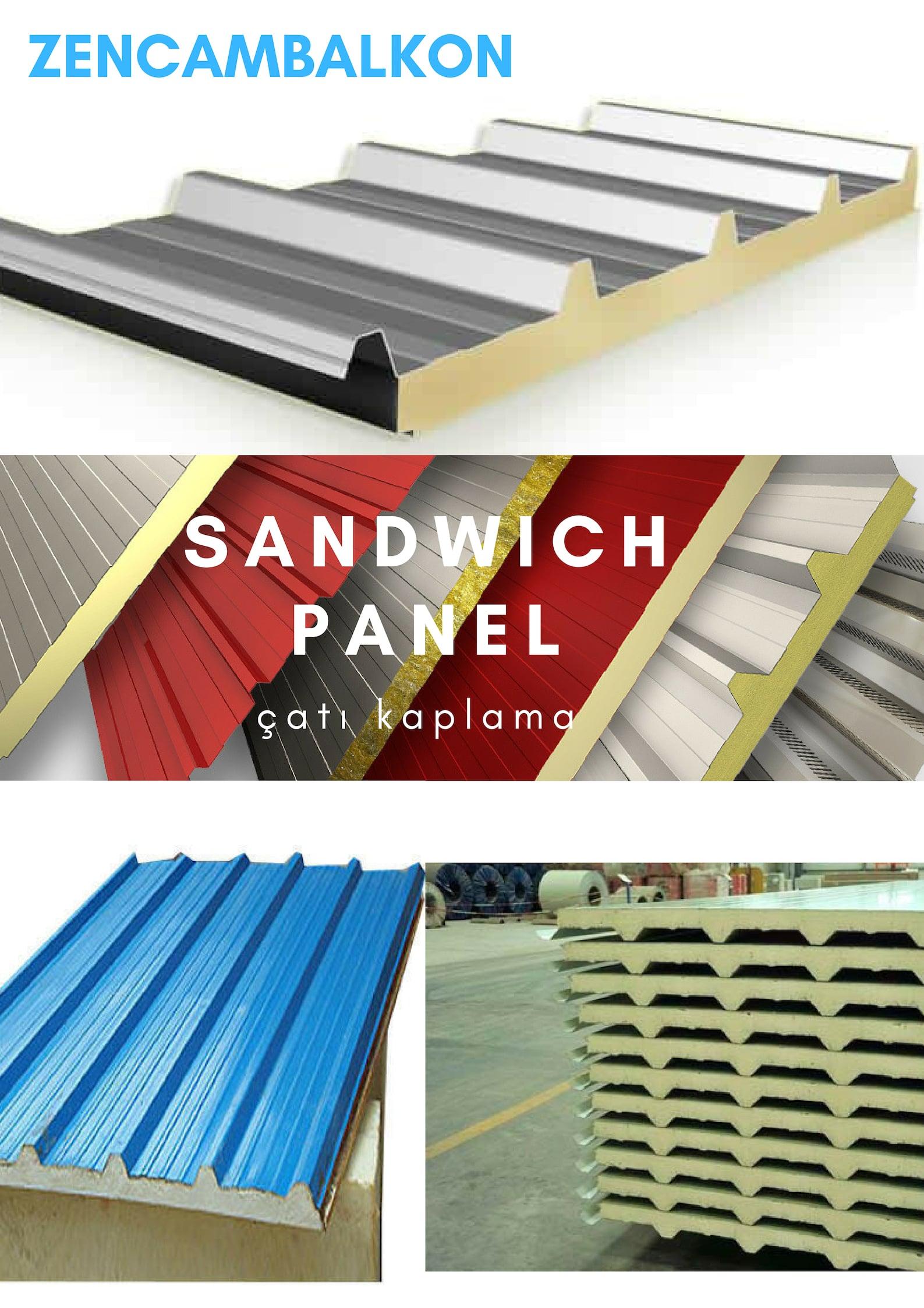 urla kış bahçesi sandviç panel