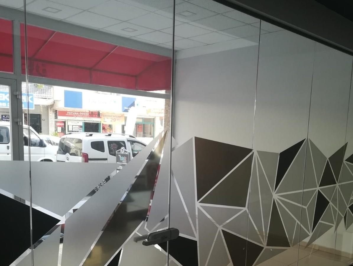 İzmir ofis bölme