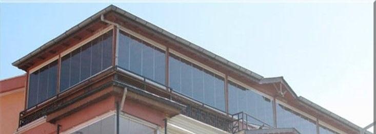 İzmir cam balkon firmaları