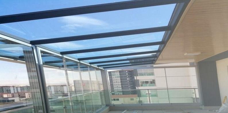 Cam tavan sistemleri 2020 İzmir