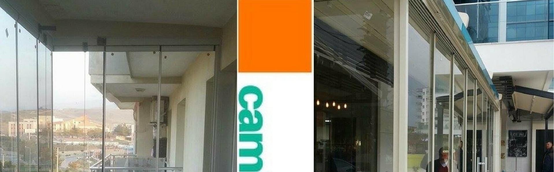 Cam balkon fiyatları İzmir