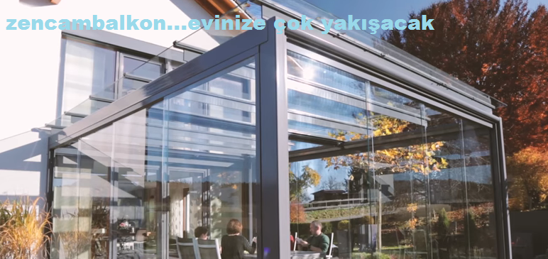 Açılır cam tavan İzmir