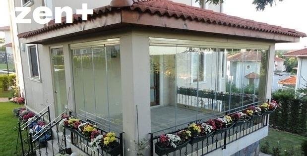 İzmir pergola balkon camlama