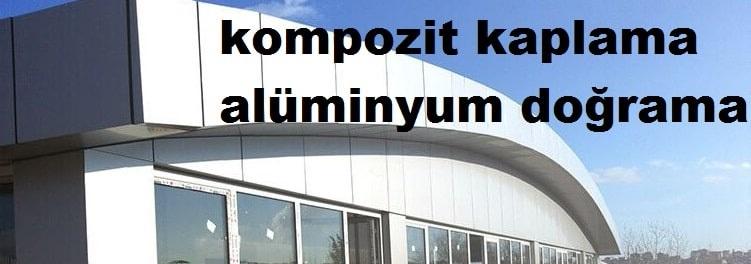 İzmir Alüminyum kompozit kaplama