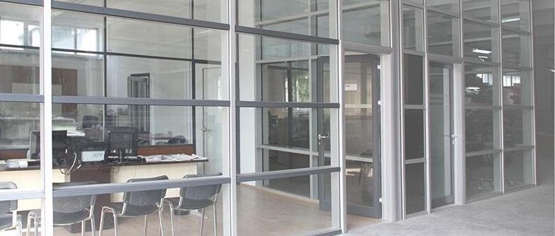 İzmir ofis cam bölme