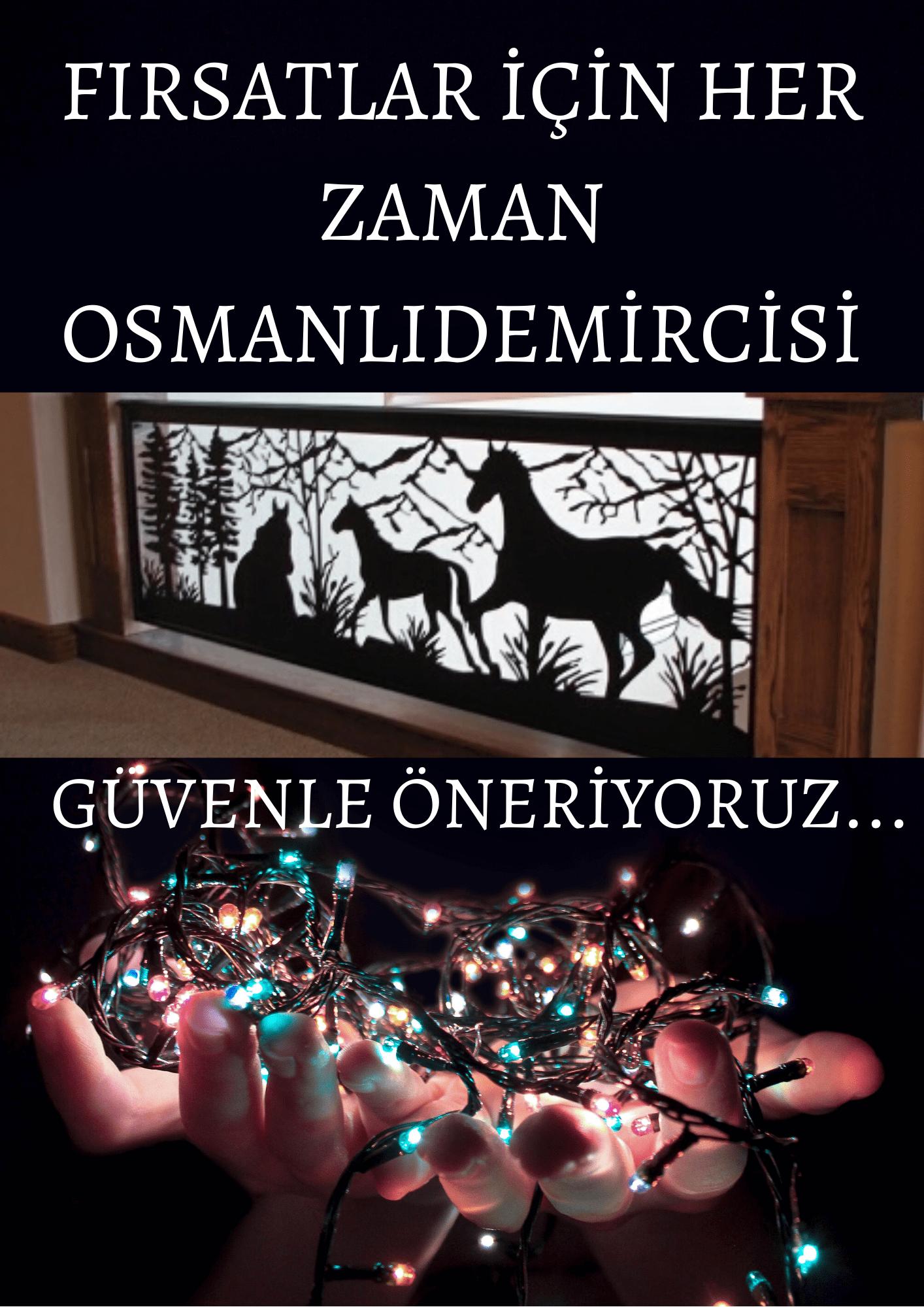 Lazer kesim korkuluk İzmir