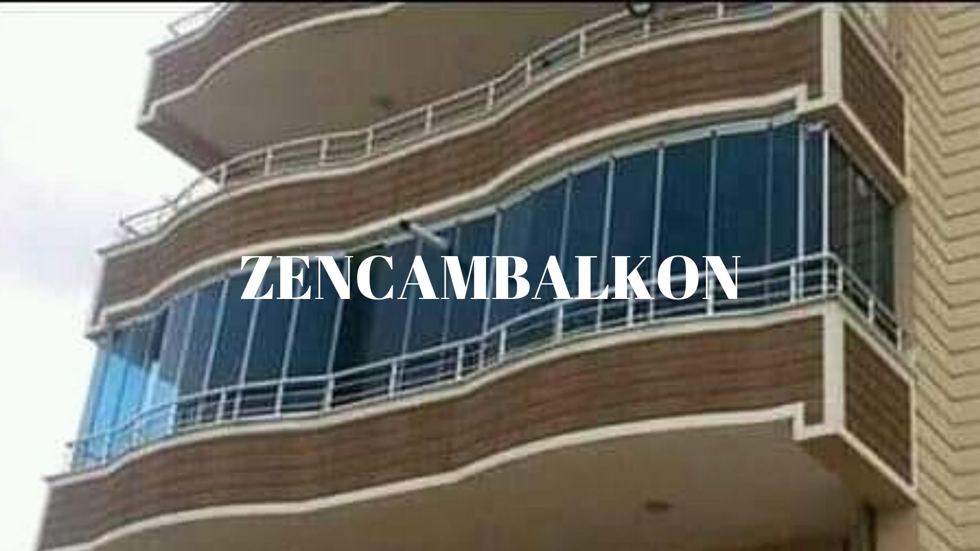 oval çift camlı cam balkon İzmir