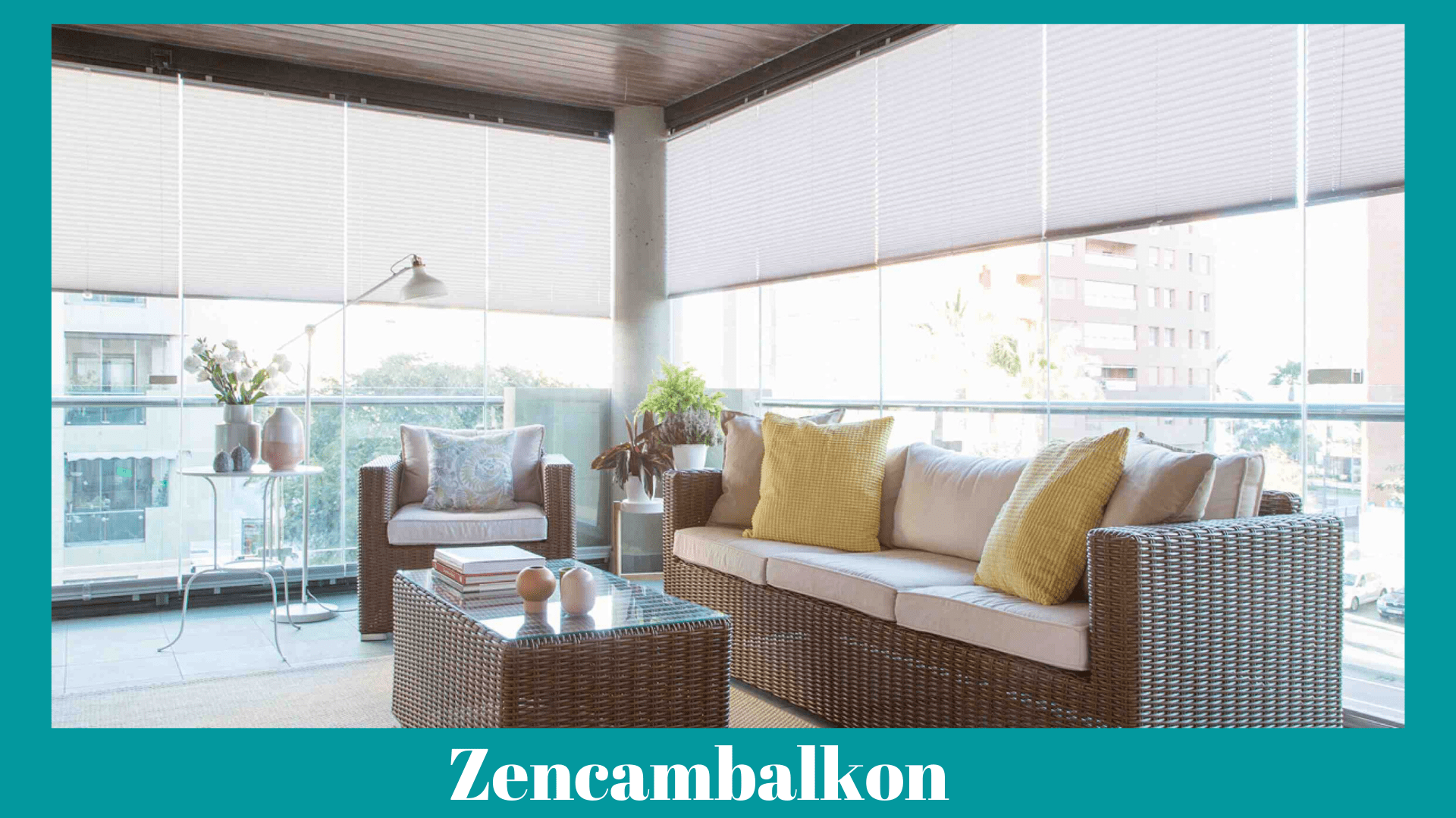 Katlanabilen balkon camlama İzmir