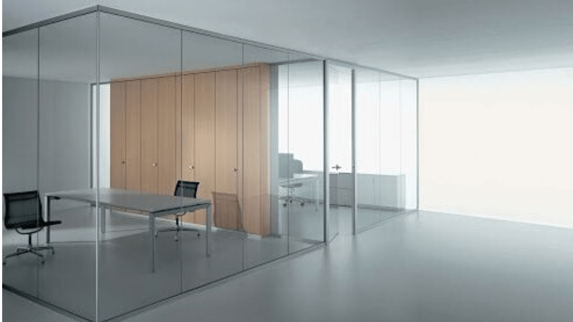 Konforlu ofis bölme seçenekleri