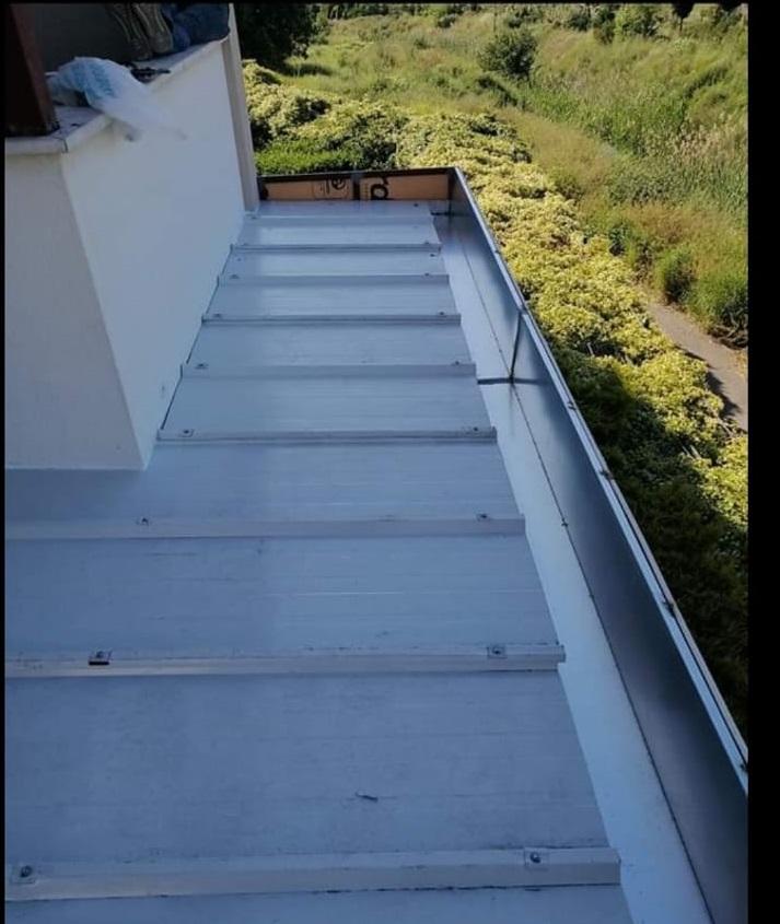 kış bahçesi çatı yalıtımı