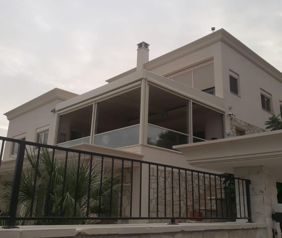İzmir teras kapatma