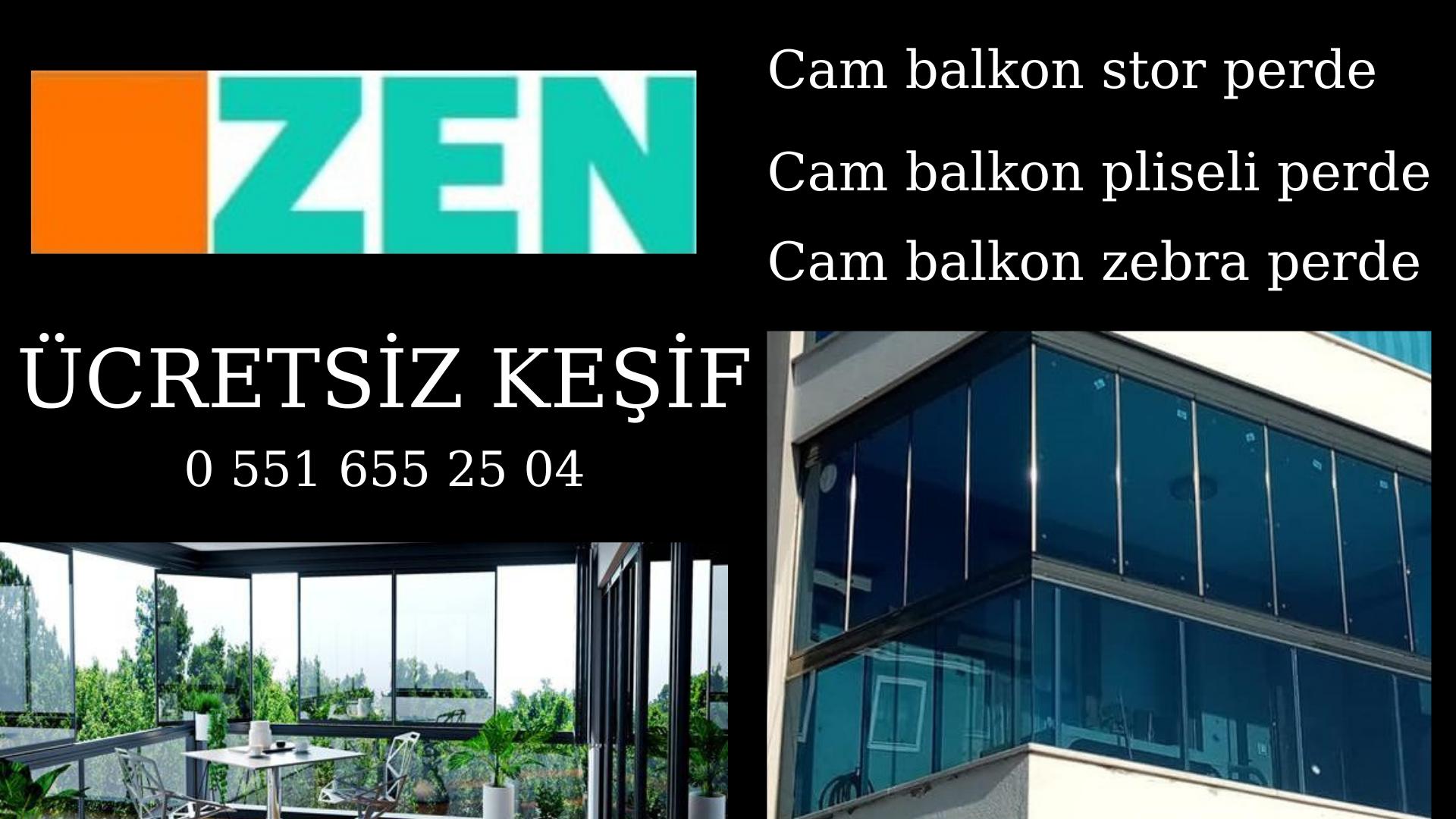 cam balkon perdesi fiyatları İzmir