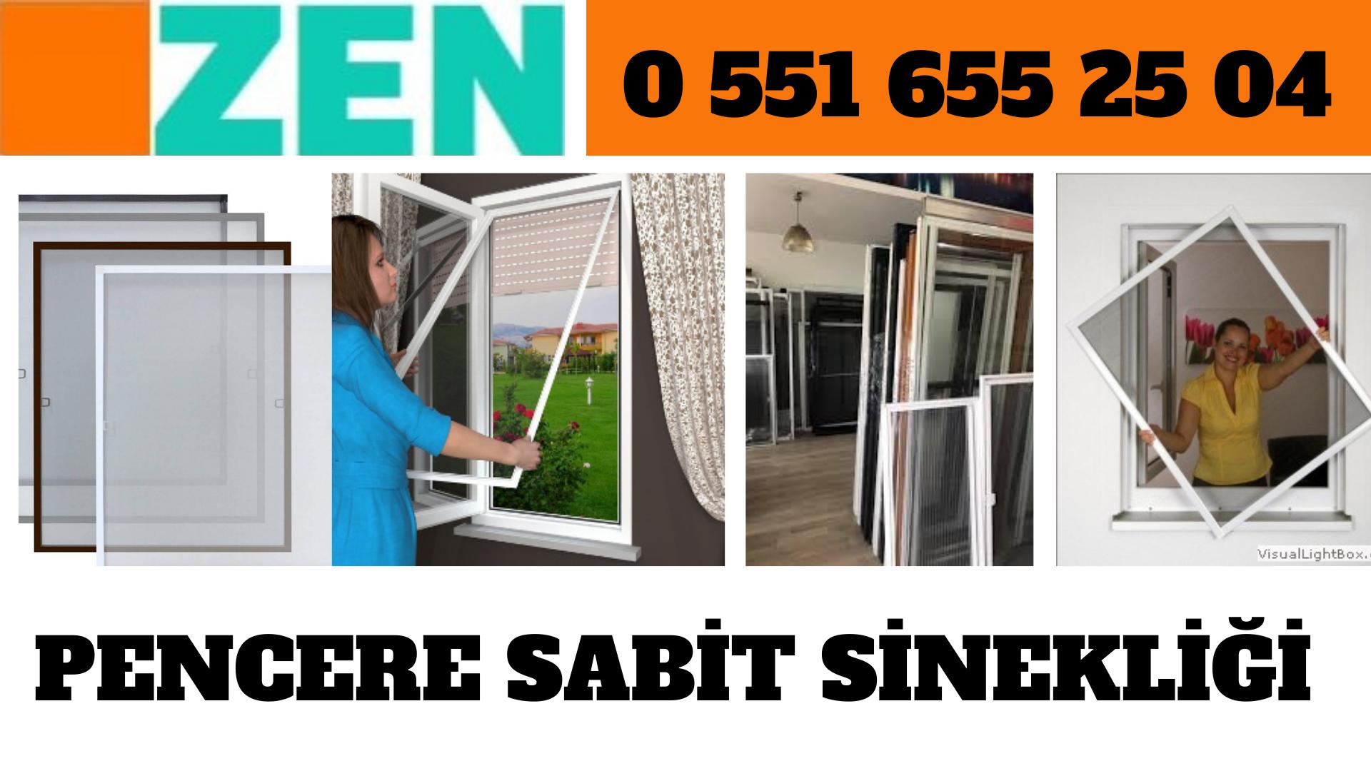 pencere sabit sinekliği İzmir