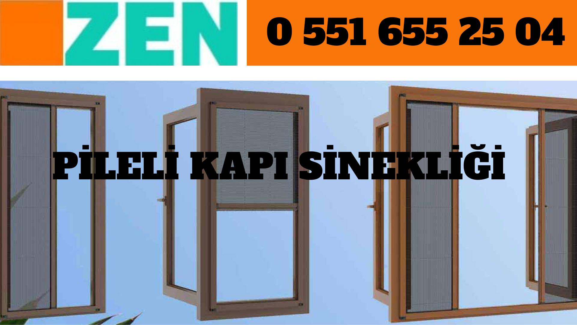 Pileli kapı sinekliği İzmir