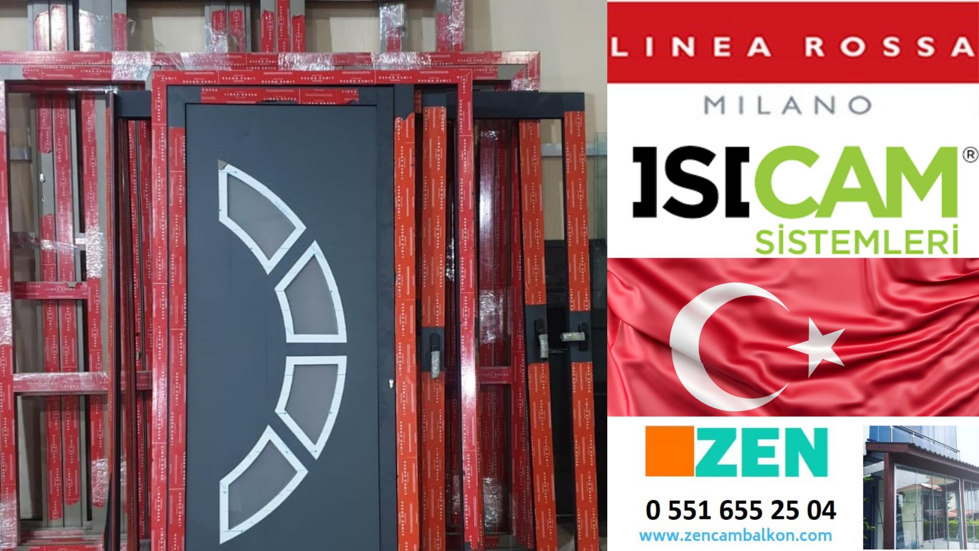 Linea Rossa kapı sistemleri